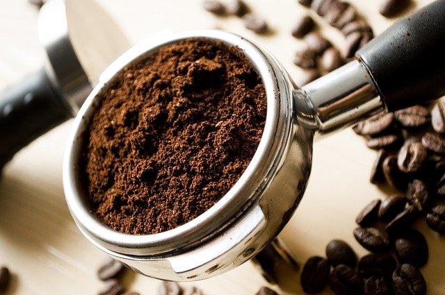 コーヒー豆 かす